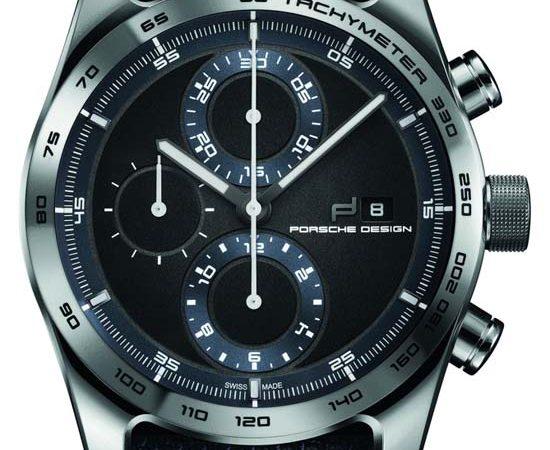 Porsche Design Introduces Chronotimer Series 1