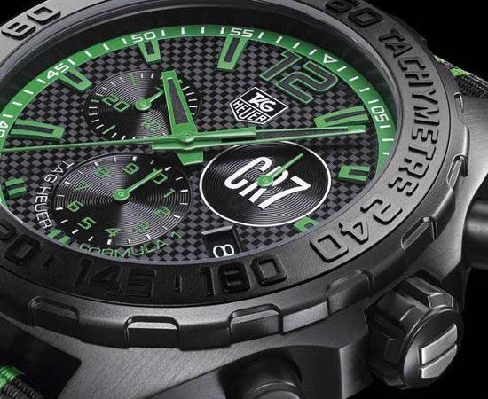 TAG Heuer Formula 1 CR7 Chronograph