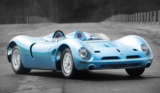 1967 Bizzarrini P538 Heading To Auction