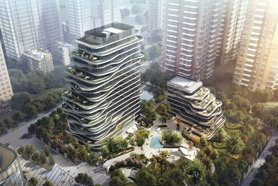 Armani Casa to Design Luxury Residences in Beijing