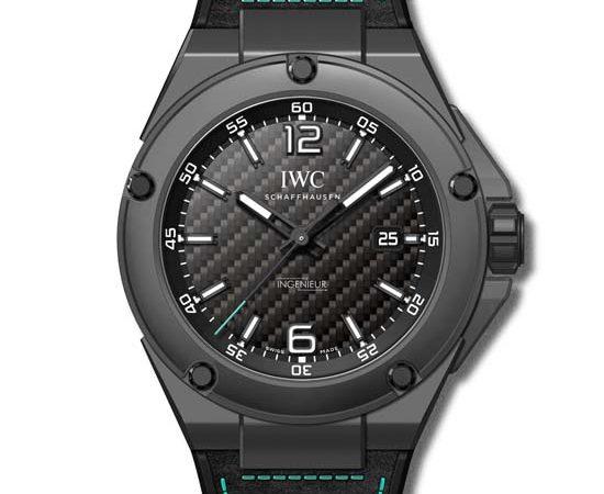 IWC Ingenieur Automatic Edition Tribute to Nico Rosberg