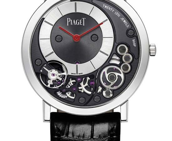 Piaget Altiplano 900P for Only Watch 2015