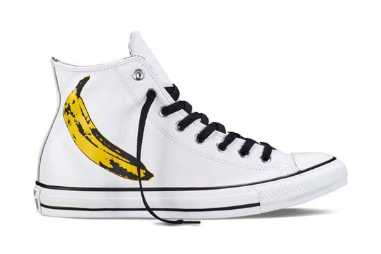 Andy Warhol x Converse Chuck Taylor All Star