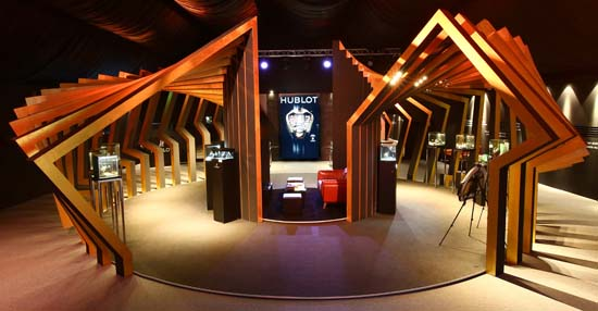 Hublot Opens World's Largest Pop-Up Watch Store In Singapore