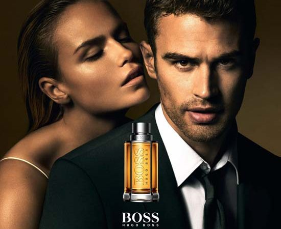 Hugo Boss Launches New Masculine Fragrance