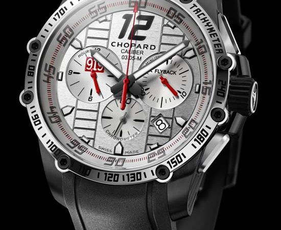 Introducing the Chopard Superfast Chrono Porsche 919 for Only Watch 2015