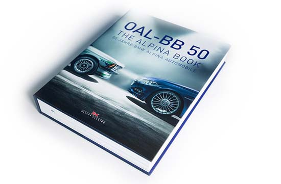 The Alpina Book: OAL-BB 50