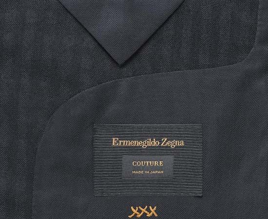 Ermenegildo Zegna Launches 'Made in Japan' Line