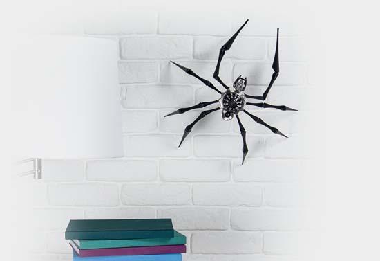 MB&F Introduces Arachnophobia Table Clock