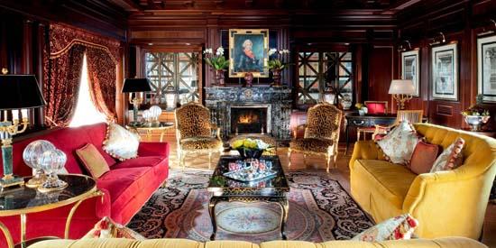 The Astonishing Presidential Suite at Hotel Principe di Savoia, Milan