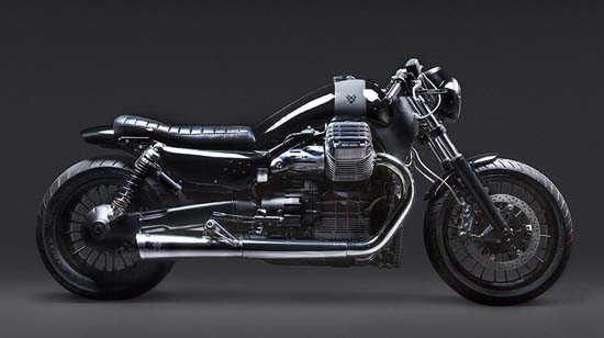 Moto Guzzi California 1400 by Venier Customs