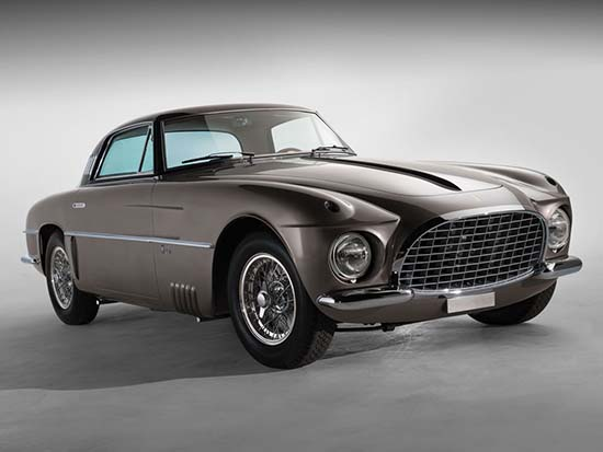 This 1953 Ferrari 250 Europa Coupe by Vignale Could Be Yours