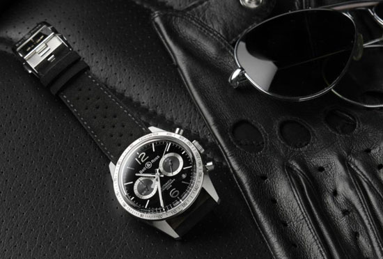Bell & Ross Introduces Vintage BR GT Collection