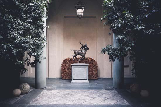 Ralph Lauren Opens Exclusive Luxury Club in Milan