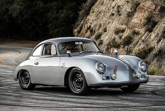 1959 porsche 356 emory outlaw is out of this world luxuryes. Black Bedroom Furniture Sets. Home Design Ideas