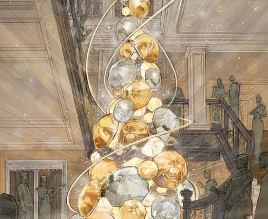 Burberry to design Claridge's Christmas Tree 2015
