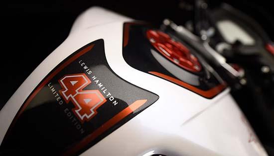 MV Agusta Dragster RR LH44 designed by Lewis Hamilton