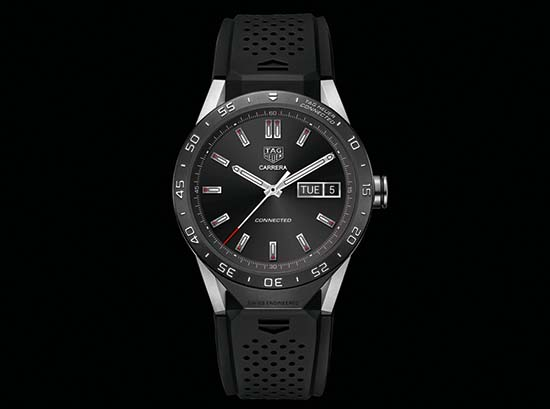 Tag Heuer Unveils $1,500 Connected Smartwatch