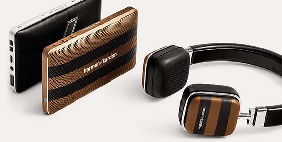 Rock On With The Coach X Harman Kardon Headphones And Speakers