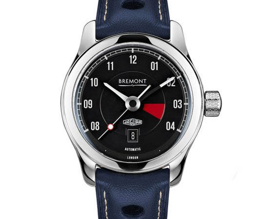 The New Bremont Jaguar MKIII Watch Is Sublime