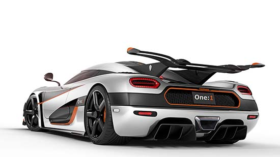This Rare Koenigsegg One:1 Can Be Yours for $6 Million
