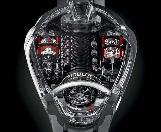 Hublot MP-05 LaFerrari Sapphire Watch
