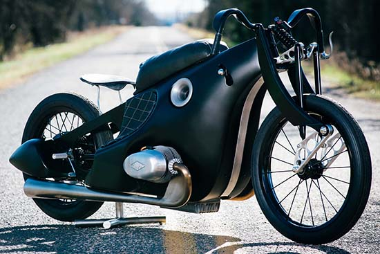 BMW Landspeeder by Revival Cycles Is Spectacular