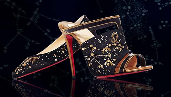Christian Louboutin Releases The Most Stylish Zodiac Sign Shoes
