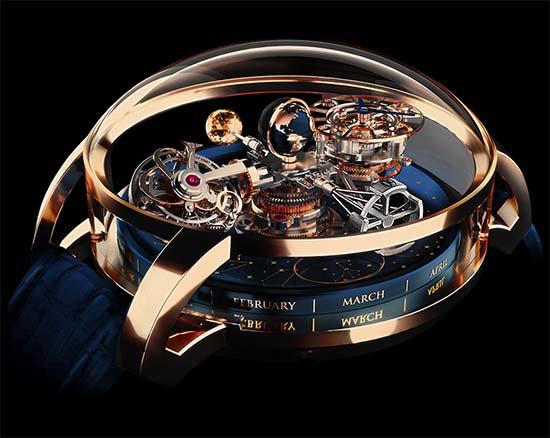 Jacob & Co. Unveils Astronomia Sky Watch