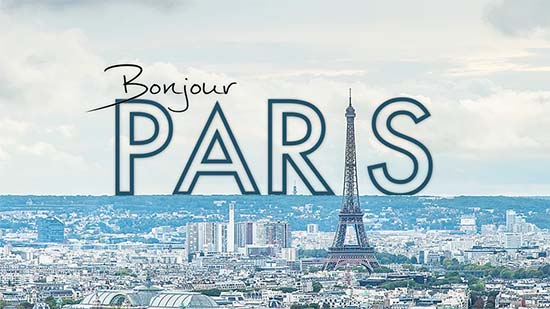 Watch The Beauty Of Paris In Stunning 4K