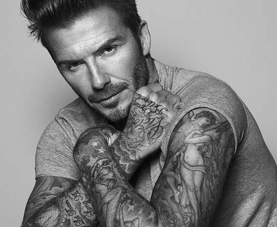David Beckham Is The New Biotherm Homme Ambassador