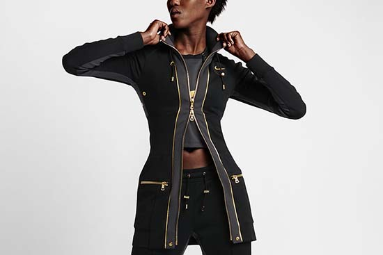 Olivier Rousteing x NikeLab Collection