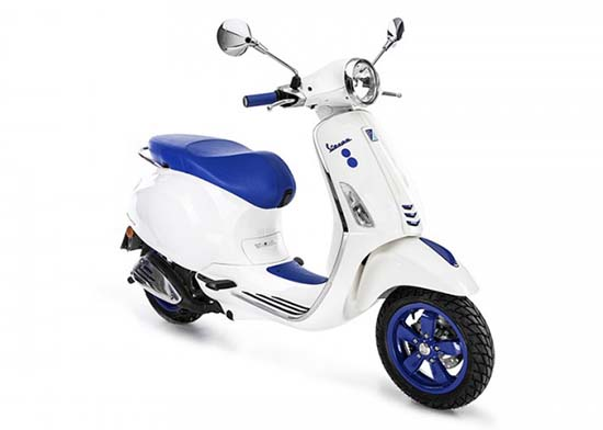 colette x Vespa Limited-Edition Scooter