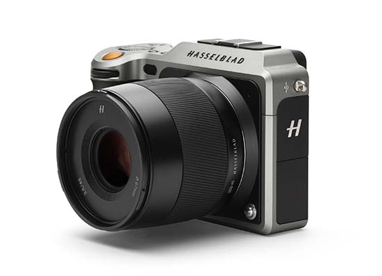 Hasselblad Unveils The X1D Mirrorless Camera