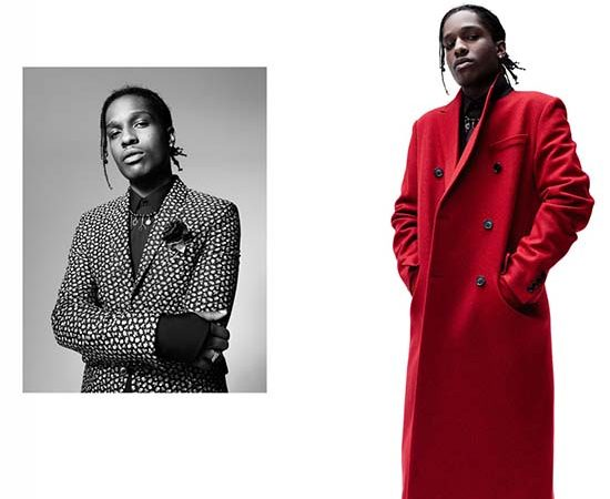 A$AP Rocky is the New Face of Dior Homme FW16