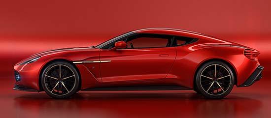 Aston Martin Vanquish Zagato Goes Into Production