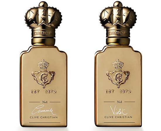 Clive Christian Unveils Two New Twist Fragrances: Violet and Chamomile