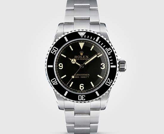"Tempus Machina 809H ""Pointed Crown Guard"" Rolex Submariner"