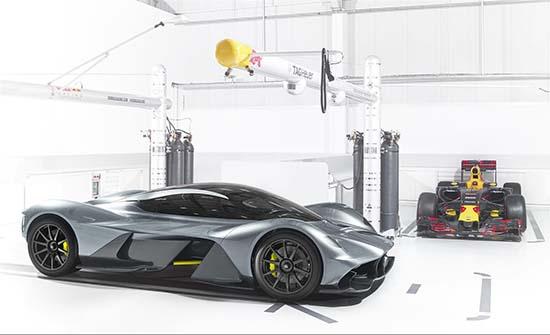 Aston Martin AM-RB 001 Hypercar Is Spectacular