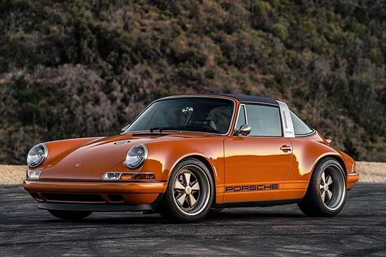 Porsche 911 Targa Luxembourg by Singer Vehicle Design