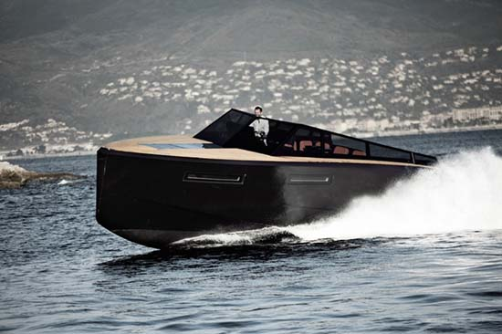 Evo 43 Yacht Is a Real Life Transformer