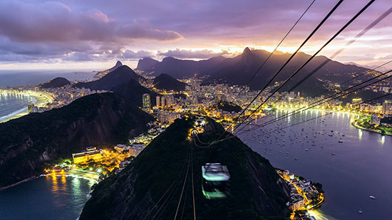 Watch This Incredible 8K Timelapse of Rio