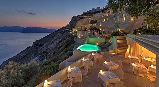 Mystique Resort in Santorini Must Be On Your Bucket List