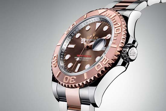Rolex Yacht-Master 40 Everose Rolesor Watch
