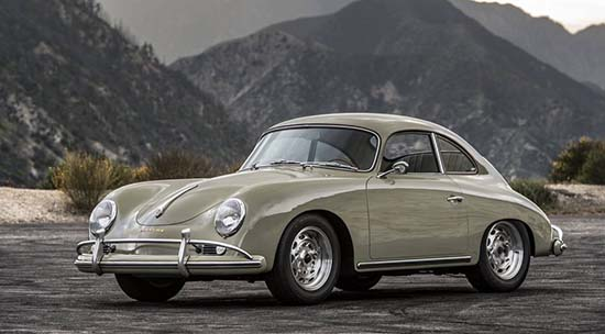 1958 Porsche 356A by Emory Motorsports Will Make Your Heart Race