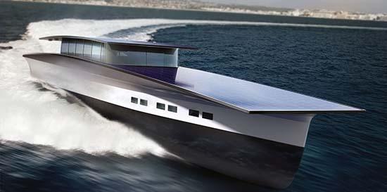 Solaris Global Cruiser Yacht By Duffy London