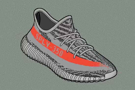 Watch How Adidas Yeezy Boost 350 V2 Sneakers Are Made