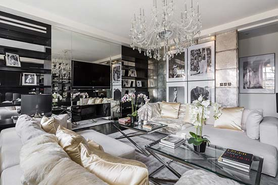 Alexander McQueen's London Penthouse Can Be Yours For $10.6 Million