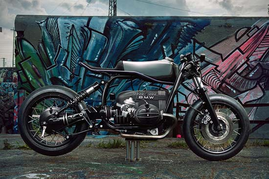 Feast Your Eyes On The BMW R100R DA #7 by Diamond Atelier
