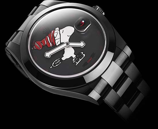 Bamford Watch Department x The Rodnik Band – Skating Snoopy